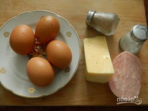 Яичные конверты - фото шаг 1