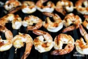 Креветки в сладко-остром соусе - фото шаг 8