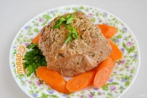 Тушеная говядина на абрикосовом соке - фото шаг 6