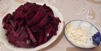 Салат со свеклой на зиму - фото шаг 2