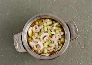 Суп с полбой - фото шаг 6