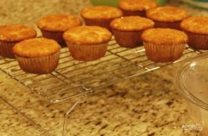 Домашние кексы в формочках - фото шаг 7