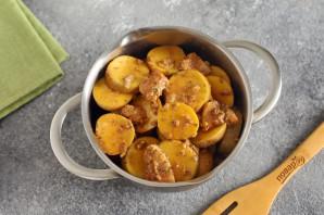 Картофель на мангале - фото шаг 5