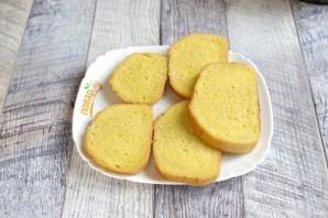 Французские тосты с апельсином и лимонной цедрой - фото шаг 3