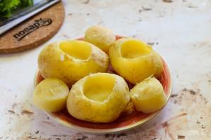 Картошка с сюрпризом внутри