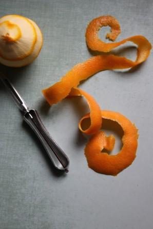 Апельсиновое вино - фото шаг 2