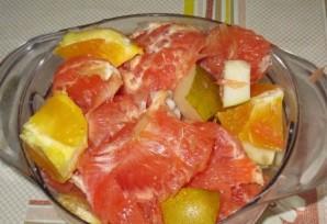 Смузи из грейпфрута для похудения - фото шаг 2