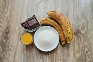 Постный банановый крем для торта - фото шаг 1