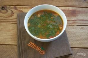 Цыганский острый суп - фото шаг 12