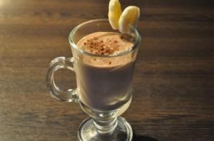 Бананово-шоколадный коктейль - фото шаг 3