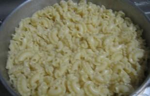 Паста c куриной грудкой под сливочным соусом - фото шаг 8