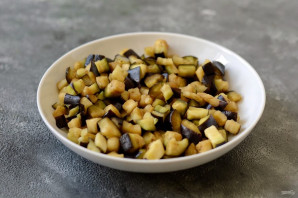Овощная лазанья от Джейми Оливера - фото шаг 2