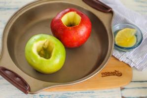 Запеченные яблоки для детей - фото шаг 2