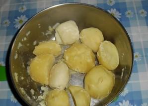 Картошка с кефиром - фото шаг 1