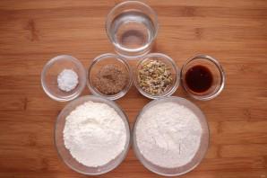 Ржано-пшеничный хлеб - фото шаг 1