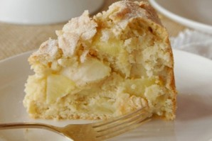 Ирландский яблочный пирог - фото шаг 10