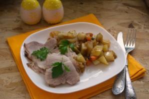 Маринованное мясо в духовке - фото шаг 5
