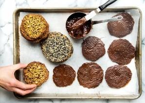 Флорентийское ореховое печенье - фото шаг 5