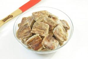Баклажаны с мясом и овощами - фото шаг 4