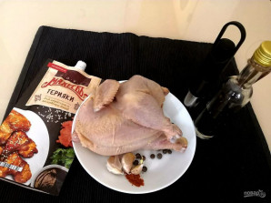 Цыпленок терияки по-махеевски - фото шаг 1