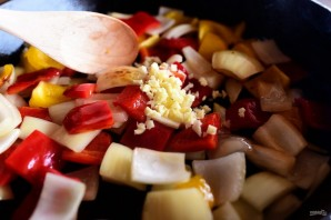 Овощной стир-фрай - фото шаг 2