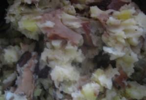 Пирожки картофельные с грибами - фото шаг 4
