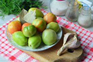 Бабушкины помидоры на зиму - фото шаг 1