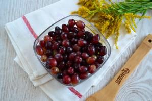 Виноград на зиму - фото шаг 2