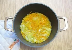Салат из кабачков с рисом на зиму - фото шаг 4