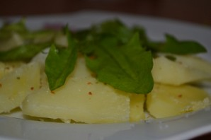 Сытный салат  - фото шаг 3