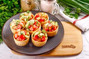 Тарталетки с авокадо - фото шаг 6
