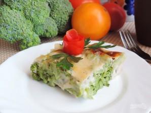 Запеченная брокколи под соусом - фото шаг 11
