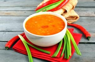 Суп из чечевицы «Масурдал» - фото шаг 9