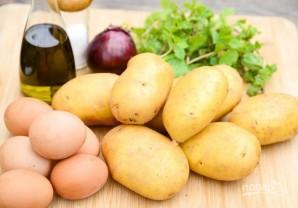 Пюре картофельное с яйцом - фото шаг 1
