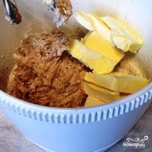 Пирожное с варёной сгущёнкой - фото шаг 5