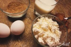 Пирожное картошка из отрубей и творога - фото шаг 1