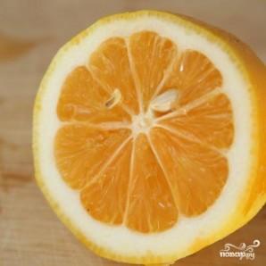 Сливочный семифредо с лимоном - фото шаг 1
