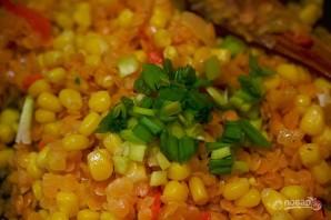 Постный салат из чечевицы - фото шаг 5
