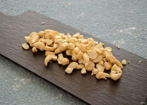Салат с карамелизированной грушей - фото шаг 4