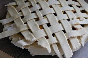 Персиковый пирог на скорую руку - фото шаг 3