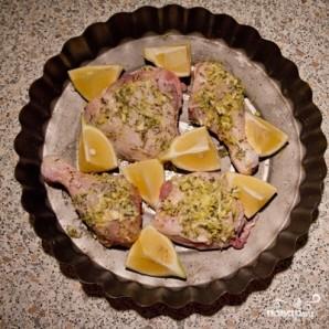 Курица с лимоном и тимьяном - фото шаг 3