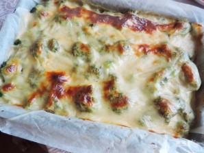 Запеченная брокколи под соусом - фото шаг 10