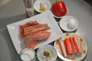 Рыбная колбаса - фото шаг 1