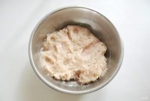 Тефтели с кабачками и баклажанами в соусе - фото шаг 2