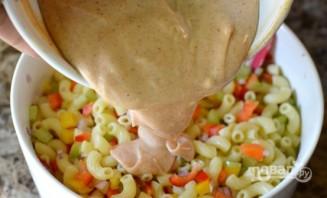 Сливочный макаронный салат - фото шаг 6