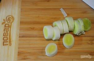 Пеленгас, запеченный в духовке - фото шаг 3