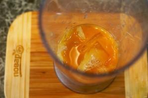 Апельсиновый коктейль - фото шаг 1
