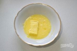 Печенье с яблочной начинкой - фото шаг 3