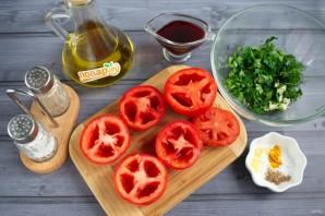 Томатный салат - фото шаг 2