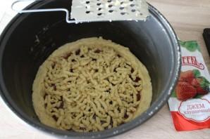 Лучший рецепт пирога с джемом в мультиварке - фото шаг 8